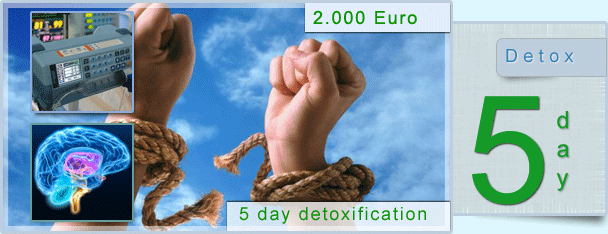 price for drug detox 5 day